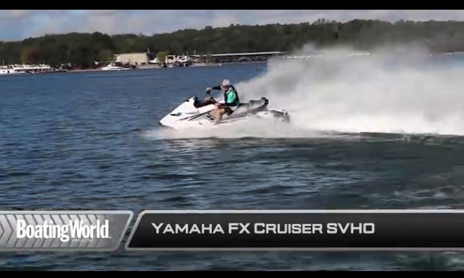 FX Cruiser SVHO Test